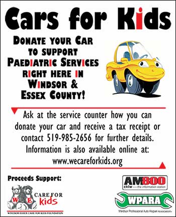 Windsor Auto Repair on Windsor Professional Auto Repair Association In Windsor Ontario Canada